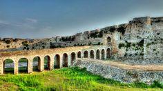 Methoni's Castle, Messinia, Greece by nouregef, via Flickr
