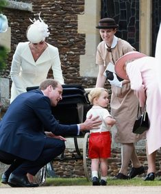 Maria will now care for Prince George, Princess Charlotte and the new royal baby boy