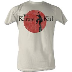 KARATE KID 80'S LOGO Shirt