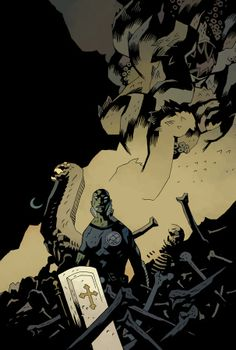 B.P.R.D. Hell on Earth#1 Mike Mignola(W/Cover), John Arcudi(W), Guy Davis (A), and Dave Stewart (C)