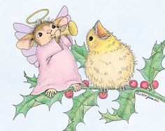 House-Mouse Designs - Christmas/Holiday Images Volume 1 on Behance