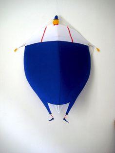 Handmade kite form Daniel Frost
