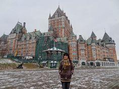 Canada Quebec City Walk