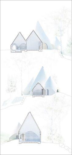 -- NHÀ GỖ GIỮA RỪNG CÂY Ở NHẬT -- Ngôi nhà gỗ có thiết kế độc đáo này được đăng…