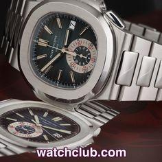 Patek Philippe Nautilus Chronograph - Box & Papers REF: We Watch, Mayfair London, Bond Street, Patek Philippe, Nautilus, Chronograph, Sapphire, Club, Watches