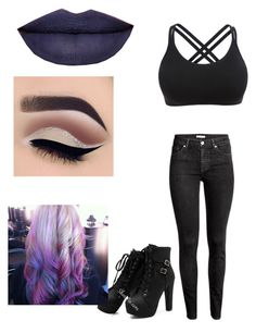 """""""Untitled #149"""" by elesedunn on Polyvore featuring Jeffree Star"""