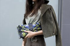 Pin for Later: The Stylish Accessories Stopping Traffic at London Fashion Week Day 2