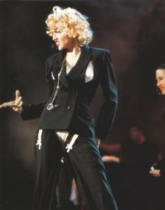 of Mario Paglino and Gianni Grossi, from Italy - Madonna Express Yourself Lady Madonna, Madonna 80s, Mariah Carey, Guinness, Madonna Outfits, Veronica, Madonna Quotes, Divas, Madonna Pictures