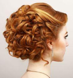 cool Красивые высокие прически (50 фото) - прекрасные варианты на длинные и средние волосы