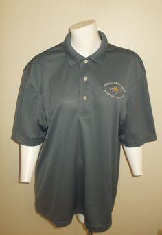 160th SOAR Special Operations Aviation Regiment Men s Polo Shirt Size  Medium  SportTek  PoloRugby 112d93d6f