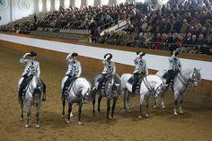 Den Andalusiske Rideskole - show