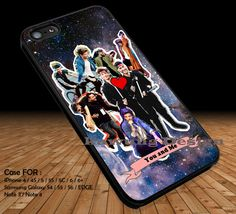 Louis Tomlinson and Zayn Malik Collage iPhone 6s 6 6s  5c 5s Cases Samsung Galaxy s5 s6 Edge  NOTE 5 4 3 #music #1d DOP2158
