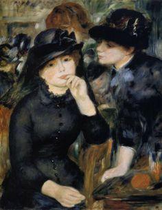 Renoir - Girls in Black