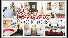 CHRISTMAS HOME TOUR 2019 | FARMHOUSE CHRISTMAS DECOR