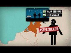 Lesprogramma over vluchtelingen 1: Op de vlucht - YouTube