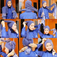 Lulu Elhasbu - Beauty & Lifestyle Blog: My New Turban Style