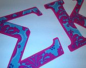 Cute letters!