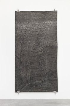 Sophie Tottie | Written Language (line drawings) III | 2009 | Pigmented ink on paper | 216 x 113 cm
