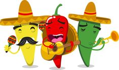 Find Chili Peppers Mariachi Mexican Musicians Vector stock images in HD and millions of other royalty-free stock photos, illustrations and vectors in the Shutterstock collection. Star Events, Logo Restaurant, Mexican Art, Free Illustrations, Free Vector Art, Logo Inspiration, Love Art, Holiday Fun, Cute Pictures