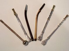 Mate straws Fondue Forks, Straws, Reading, Bombshells, Argentina, Reading Books