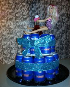 """21st Birthday """"Cake"""""""