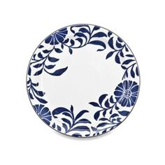 Shop for Malmo Bloom Salad/Dessert by Denby at ShopStyle. Pottery Painting Designs, Paint Designs, Blue Pottery, Ceramic Pottery, Delft, Painted Coffee Mugs, Plated Reviews, Silhouette Clip Art, Plate Design