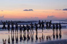 University of North Florida Swim Team Jacksonville Beach, Beach Activities, Swim Team, Us Beaches, Amazing Photography, University, Florida, Swimming, Sunset