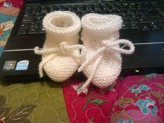 Botinhas para bébé
