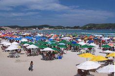 Praia do Forte, Cabo Frio - Passeios incríveis saindo da rodoviária do Rio