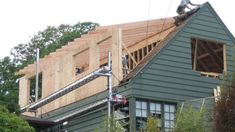 back dormer extension on cape cod - Google Search