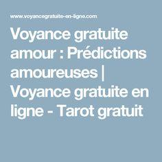 Voyance gratuite amour : Prédictions amoureuses | Voyance gratuite en ligne - Tarot gratuit