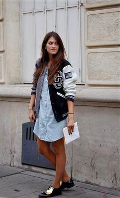 Outside Chloé | Paris Fashion Week