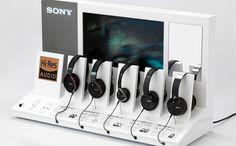 Картинки по запросу Sony Headphone display