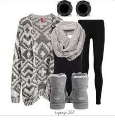 classic short ugg boots grey for cozy uggs outfits