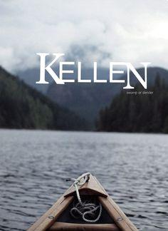 """Kellen is German in origin and Irish in spirit. Kellen is in the Top 500. Kellen means """"powerful"""" or """"bright-headed"""" or some refer to as """"mighty warrior."""" Other variations of Kellen or Kellan include Kaelan, Kallen, Keelan, Keilan, Keillan, Kelan, Kelden, Kelle, Kellyn, and Kellin"""