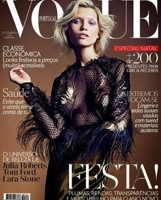 Hana Jirickova for Vogue Portugal December 2013 Browse more for Latest celebrity HQ magazine covers, HQ Magazine Photoshoot, Actress HOT Photoshoot, Mo