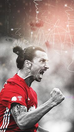 Zlatan ibrahimovic | Tumblr Football 2018, Football Is Life, Football Art, Premier League, Ibrahimovic Wallpapers, Juergen Klopp, Fc Liverpool, Russia 2018, Soccer Shoes