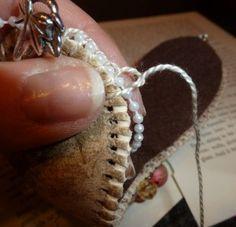 How to Make A Baseball Cuff Bracelet
