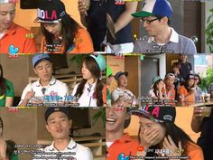 Monday Couple <3 #Running man