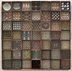 thingsorganizedneatly:   SUBMISSION:One to Forty-Nine (c. 1968) by Alexander Girard. Gift of theEstate of Xenia S. Miller to the Indianapolis Museum of Art