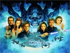 "You have a hard time deciding who is your favorite Expanded Universe character: Cade Skywalker, Jaina Solo, Darth Revan, Natasi Daala, or Mirta Gev. | 17 Signs You Are An Obsessed ""Star Wars"" Fan"