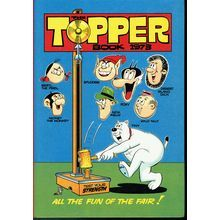 New Listing Started TOPPER COMIC BOOK ANNUAL UK COMIC BOOK 1973 TILLEYS OF SHEFFIELD £15.00