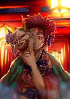 Read Kimetsu No Yaiba / Demon slayer full Manga chapters in English online! Anime Love, Anime Guys, Anime Chibi, Manga Anime, Anime Art, Demon Slayer, Slayer Anime, Otaku Anime, Estilo Anime