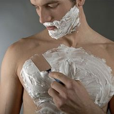 """Should guys """"manscape"""" and which areas should they groom? #SkinCareForMen"""