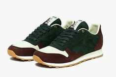 Stash Paints Live at Overkill's Reebok Classic Leather