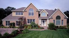 Traditional   House Plan 69517