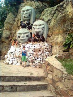 Ceràmica en el Cerro de Tobati - Paraguay