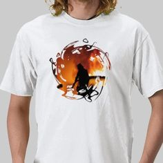 A Circle of Flames T-shirt for #firefighters for sure