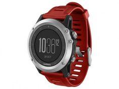 Relógio Monitor Cardíaco Multiesporte Garmin - Fenix 3 Bundle Resistente à Água 010-01338-16 com as melhores condições você encontra no Magazine Rgenestore. Confira!