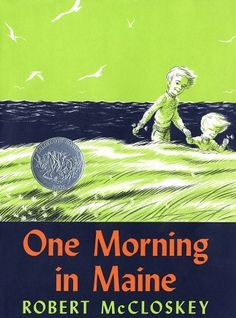 One Morning in Maine.  A classic story.  More than just another book about losing that first tooth.